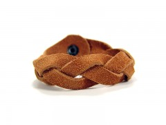 Lederarmband - Magic Bracelet - Soft OX Caramel 3